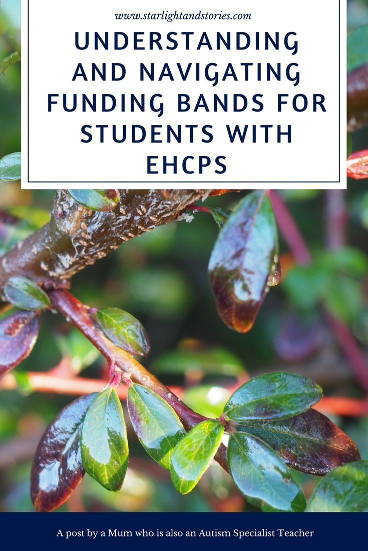 Understanding and navigating funding bands for students with ehcps