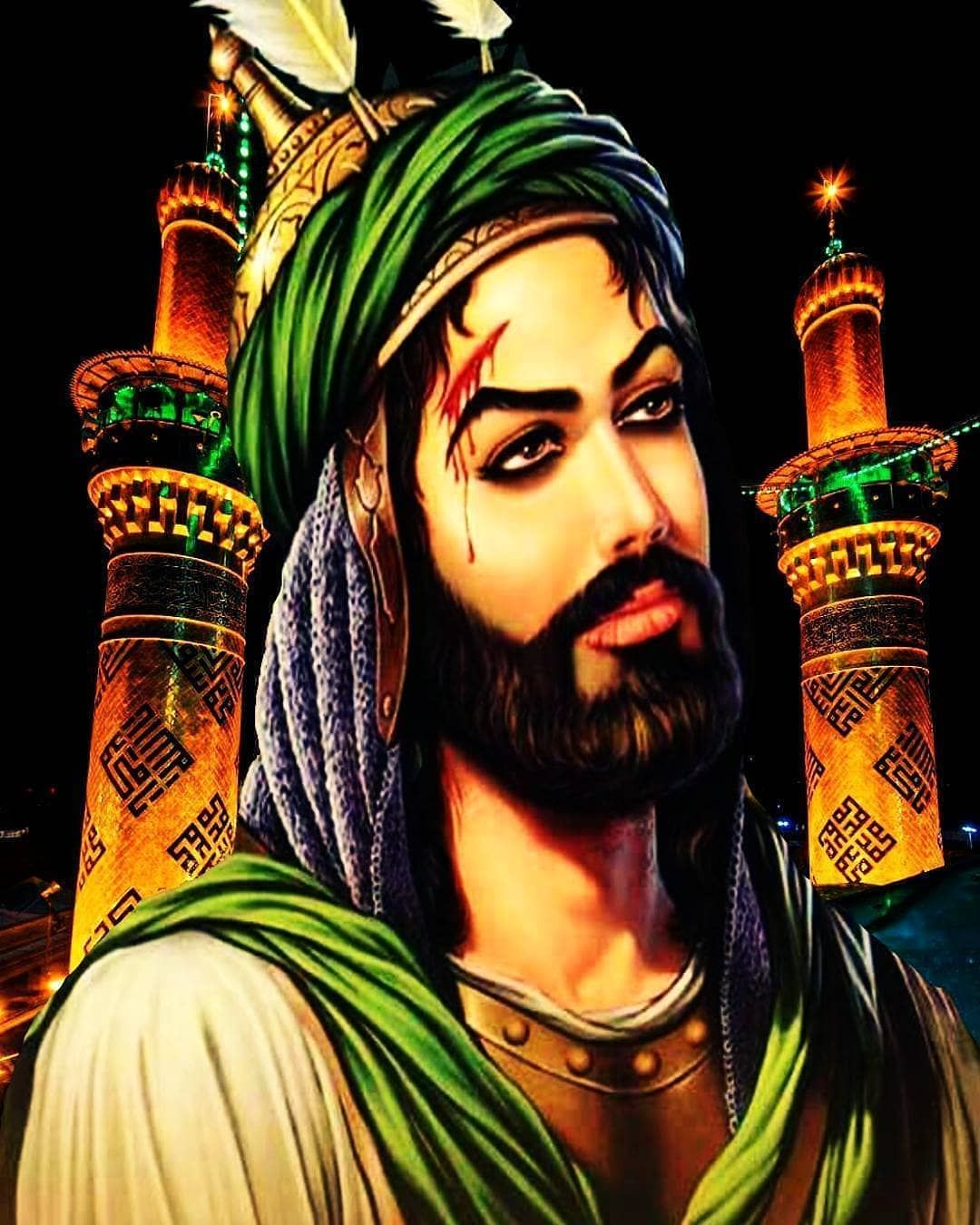 Instagram Beitrag Von Baku Azerbaycan Mai 24 2019 Um 5 16 Utc Karbala Photography Islamic Paintings Islamic Pictures