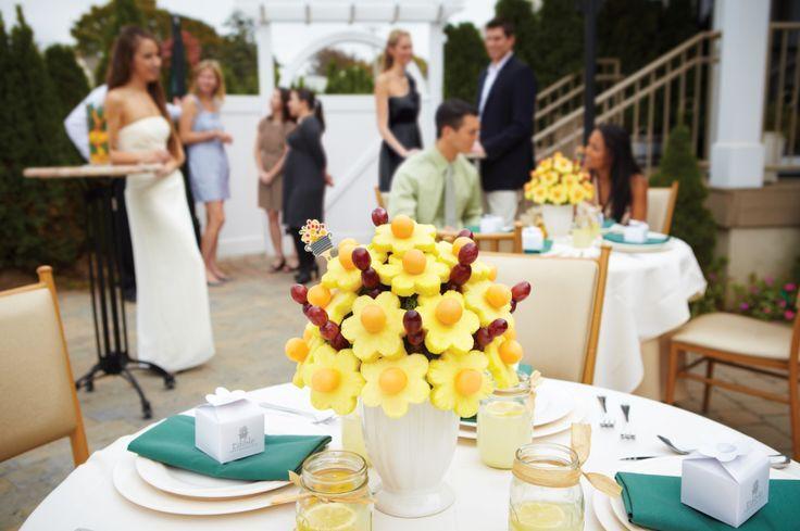 My Dream Wedding Edible Centerpieces Edible Arrangements Sweet Buffet