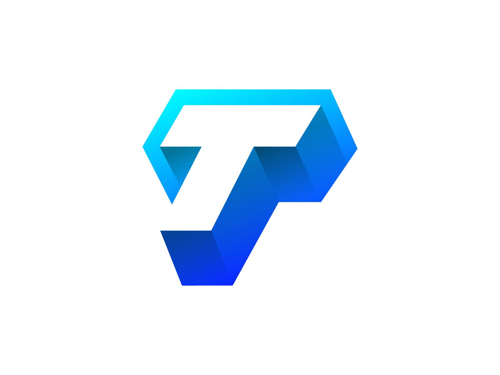 Letter T Exploration Concept 01 Unused For Sale Lettering Letter T Logo Mark