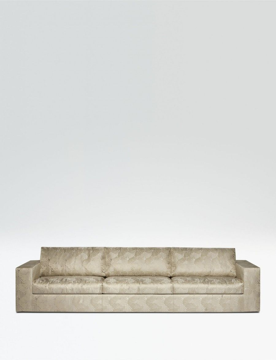Cetto Sofa Produced By Armani Casa