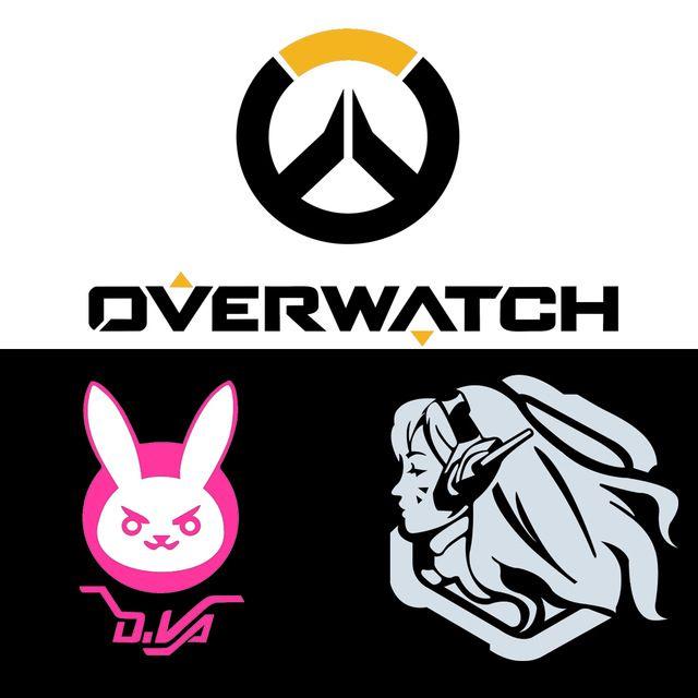 2016 new style overwatch figure game stickers car styling d va bunny car stickers motorcycle vinyl jpg 640x640 jpg 640x640 d va defense squad
