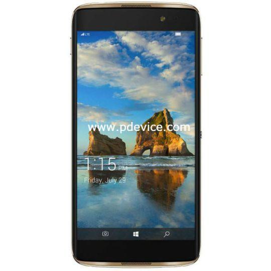 Alcatel Idol 4 Pro Windows Smartphone Full Specification