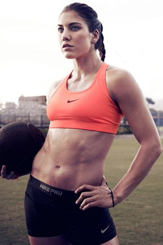 Fitness Tips Best Fast Workout Tricks For Busy People Female Soccer Players Hope Solo Female Athletes
