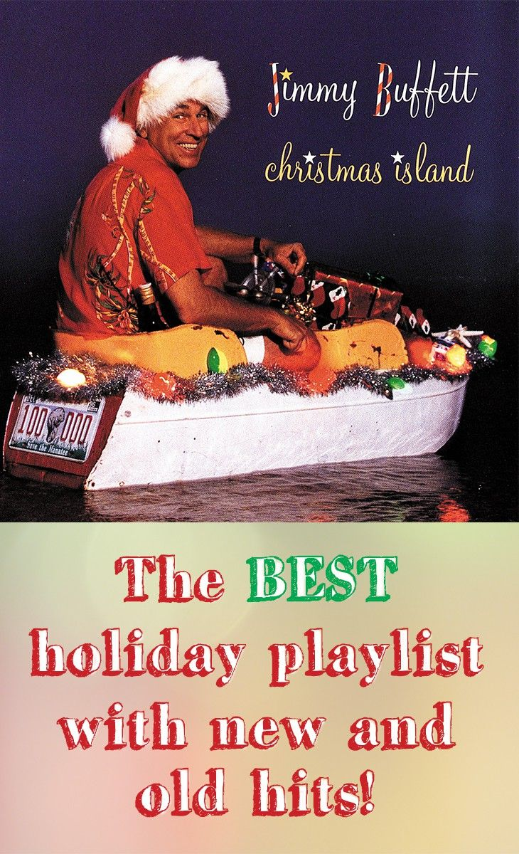 Jimmy Buffett gets me in the Christmas spirirt! | Christmas ...