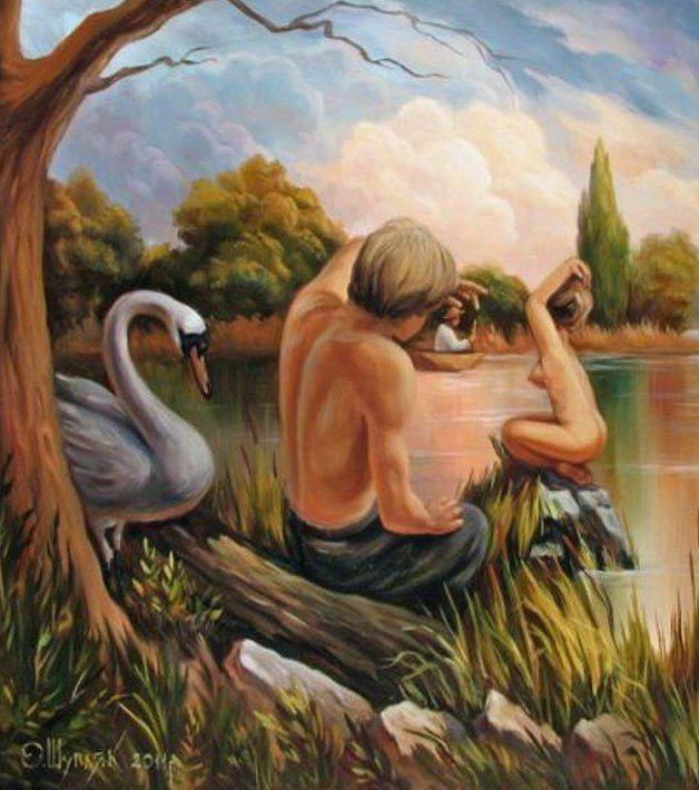 Découvrez une sélection des trompe-l\'oeil les plus bluffants | Oleg ...