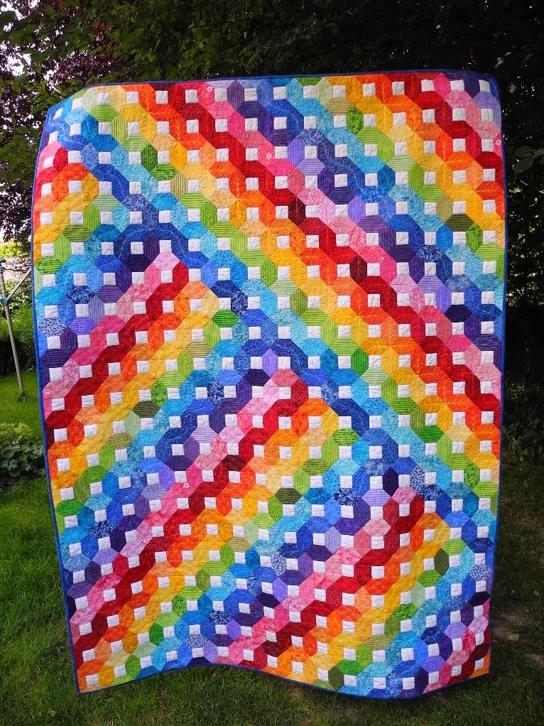 Love This Quilt The Quilting Is Amazing Grit S Life