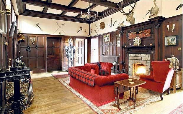 On the property market  hogwarts inspired home and best of rest telegraph interior design schools also images in rh pinterest