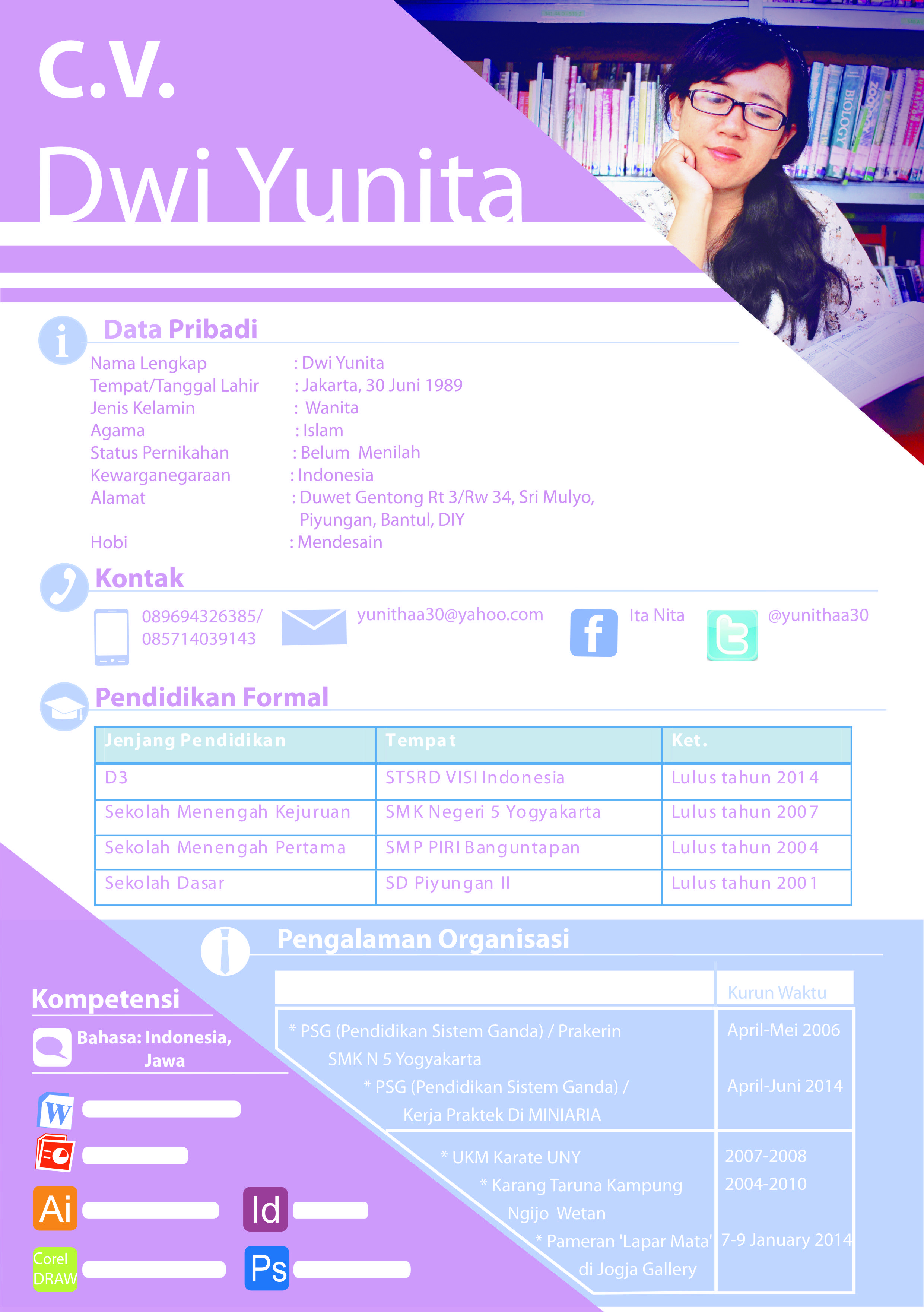Dwi Yunita dyunita on Pinterest