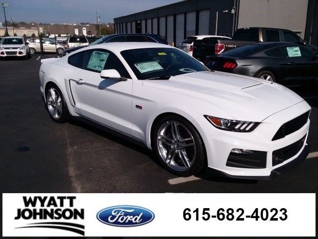 eBay 2017 Ford Mustang Roush Stage 2 2017 Ford Mustang Roush