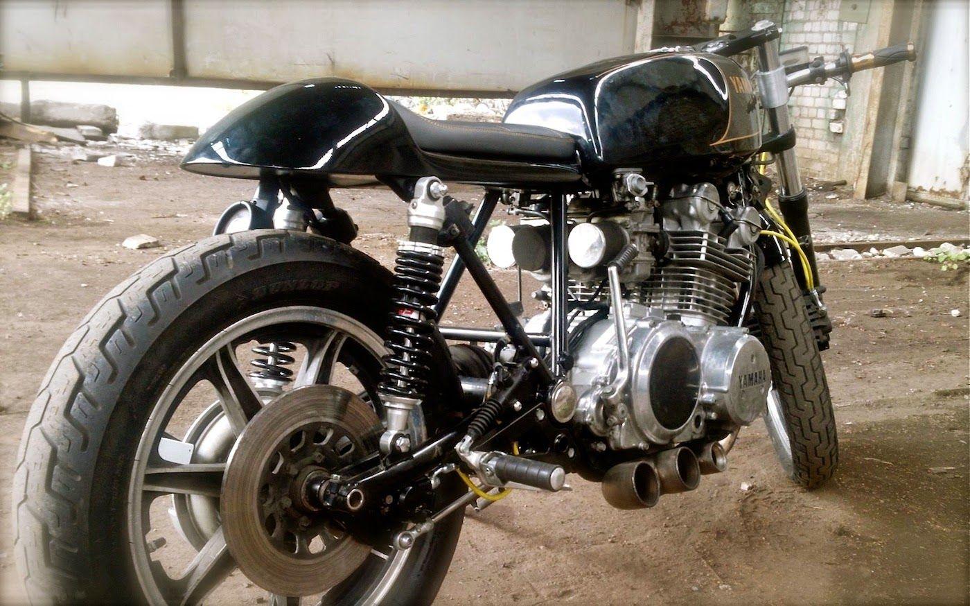 Suzuki Bandit Cafe Racer | 99garage | Cafe Racers Customs Passion Inspiration | Motor, Autos en
