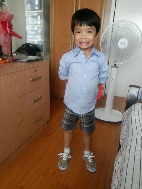 Raj Polo, Plaid Shorts, and Canvas Boat Shoes