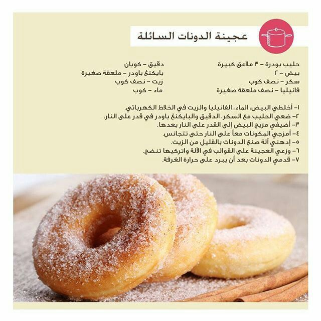 وصفة الدونات وصفات حلويات طريقة حلا حلى كاسات كيك تشيز الحلو طبخ مطبخ شيف Cafe Food Cooking Recipes Desserts Food Receipes