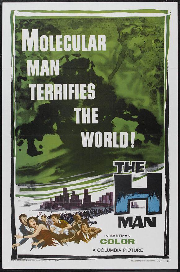 The H Man.....1958