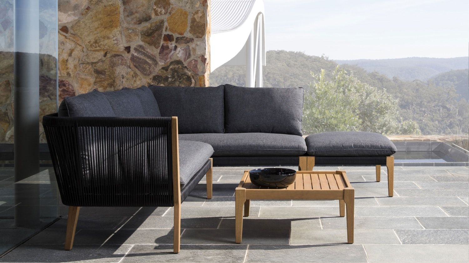 Home Outdoor Outdoor Lounges Modular Lounges Koa Outdoor