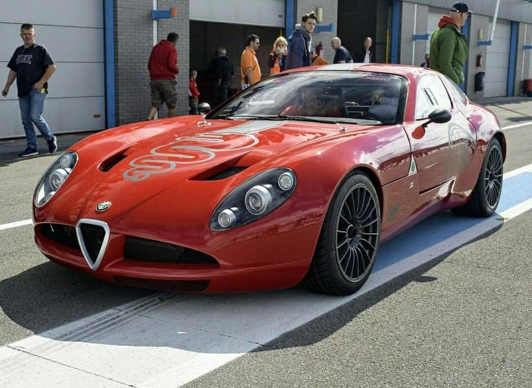 Alfa Romeo TZ3 Corsa Zagato AlfaRomeoclassiccars