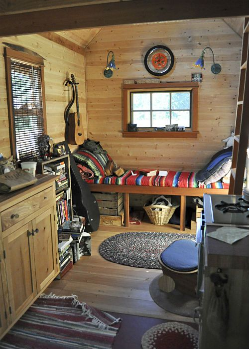 1000 images about tiny house on Pinterest Off grid Cabin and