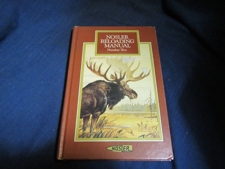 1981 ** Nosler Reloading Manual** Nosler **sj by theadlibrary on Etsy