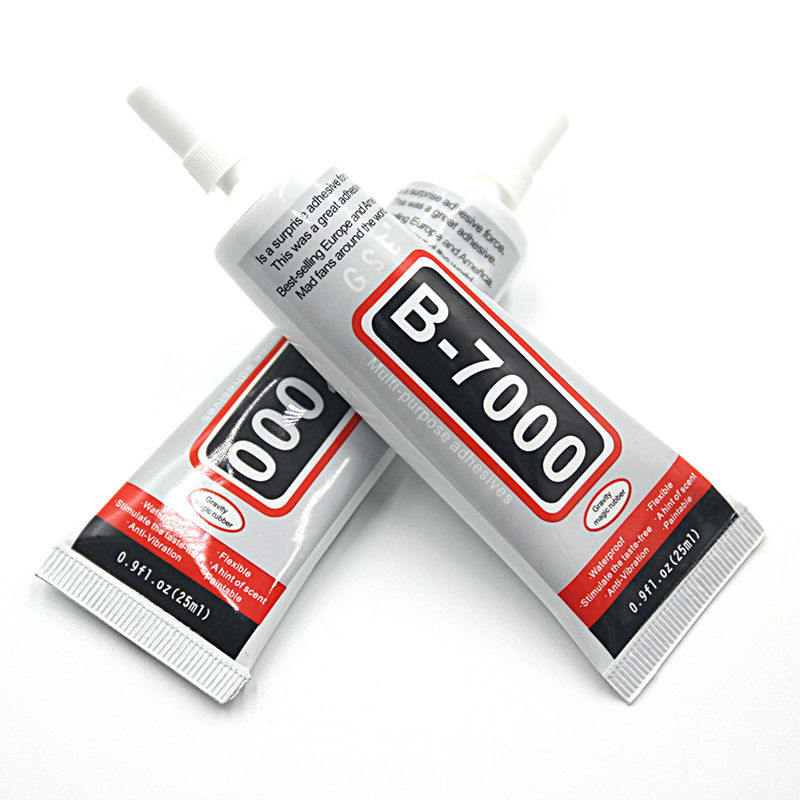 Unique $1 56 B7000 Glue Adhesive Industrial Strength Rhinestones Gems Craft Phone 25 50 110Ml ebay Home & Garden Unique - Beautiful adhesive sealant For Your Plan