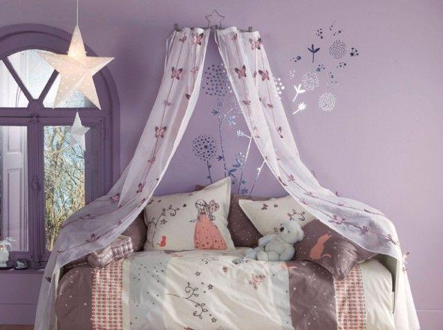 Ciel de lit ou lit à baldaquin ? | Bedrooms for a Girl ...