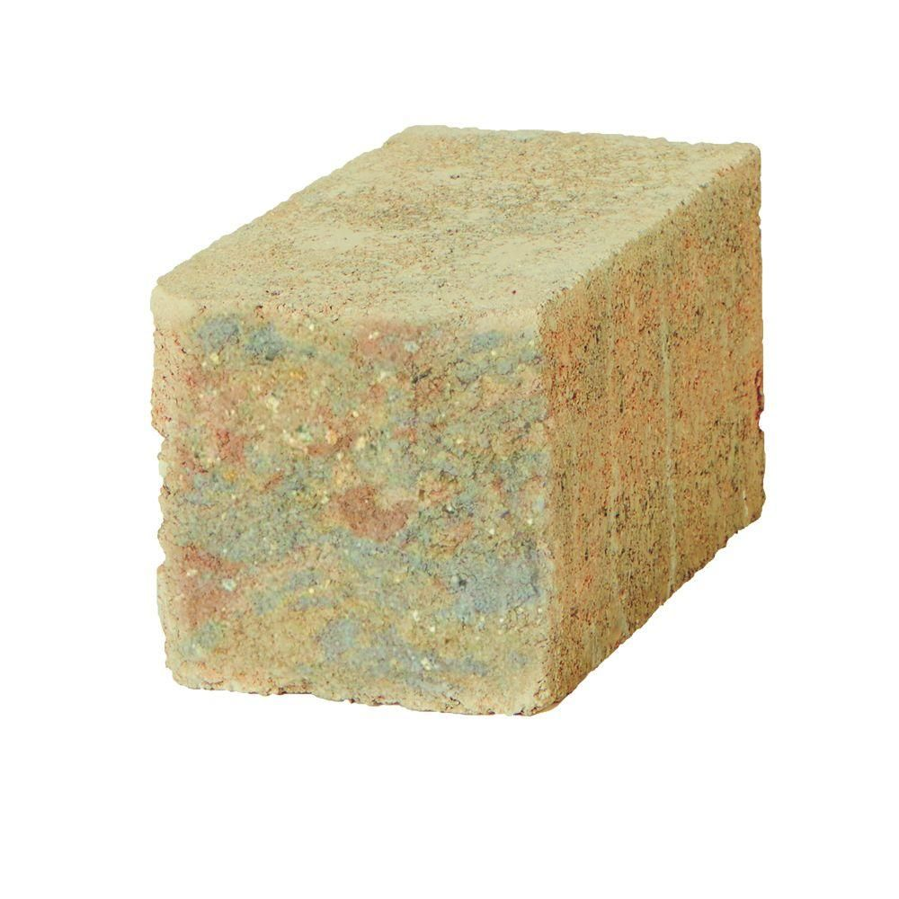 SplitRock Small 3.5 in. x 3.5 in. x 7 in. Winter Blend Concrete ...