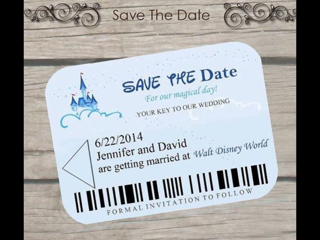 Disney Wedding Invites My Disney Wedding Ideas Pinterest