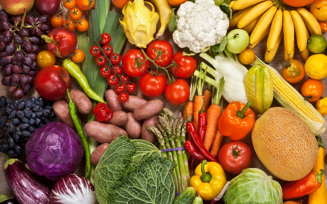 6 reasons your diet needs to include a diverse range of foods