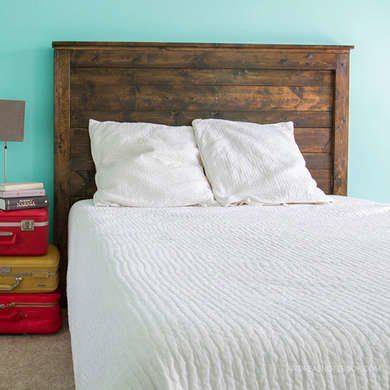 Beautiful Painted Headboards for Beds
