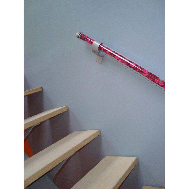 Main Courante Transparente 2m Obapi Main Courante Escalier Rampe Escalier Escalier