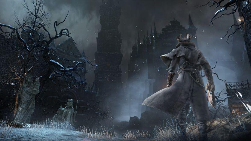 Concept Art Bloodborne Bloodborne Gothic Games Bloodborne Ps4
