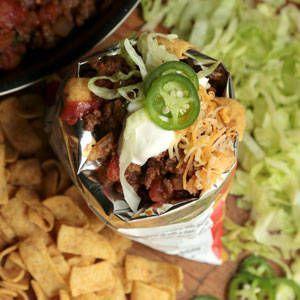 Photo of Recipes | Rachael Ray Show. Walking Taco-Recipes | Rachael R…