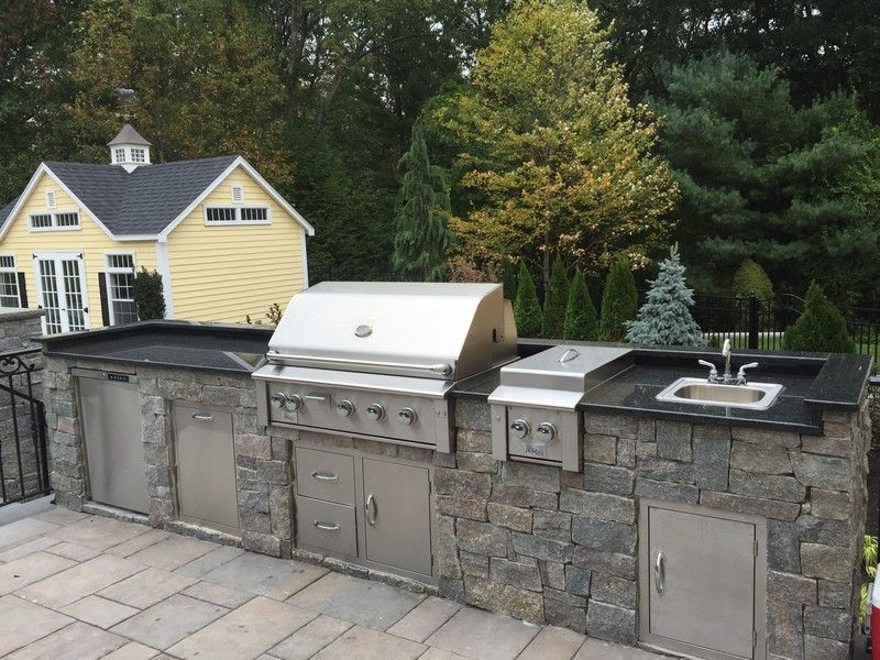 Outdoor Kitchens, Outdoor Modular Kitchen Cabinets ...