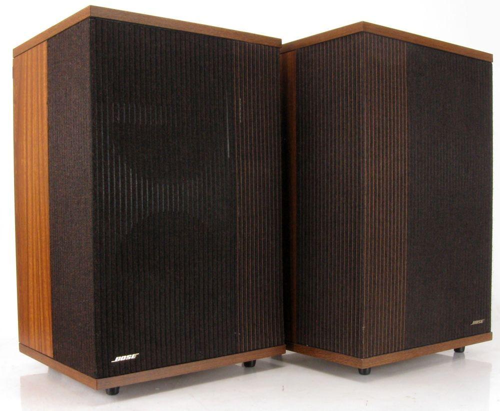 bose 501 speakers vintage
