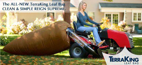 Terraking Standard Leaf Bag 54 Cubic Foot Capacity Terra Https