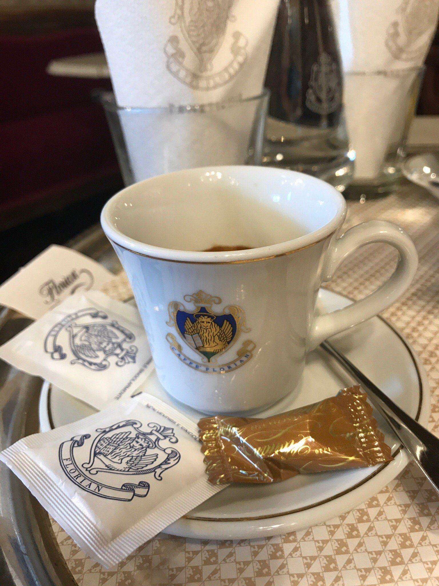Caffe Florian Venezia, Venecia - San Marco