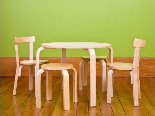 Mocka Hudson Kids Table & Chair Set
