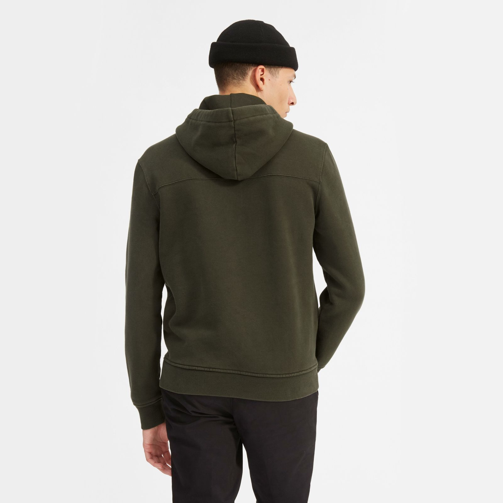 20981cd41405 Men s 365 Fleece Hoodie by Everlane in Pine