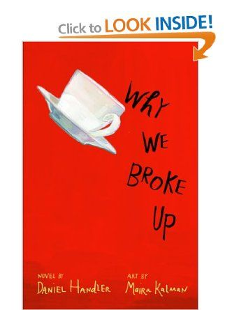 Why we broke up book