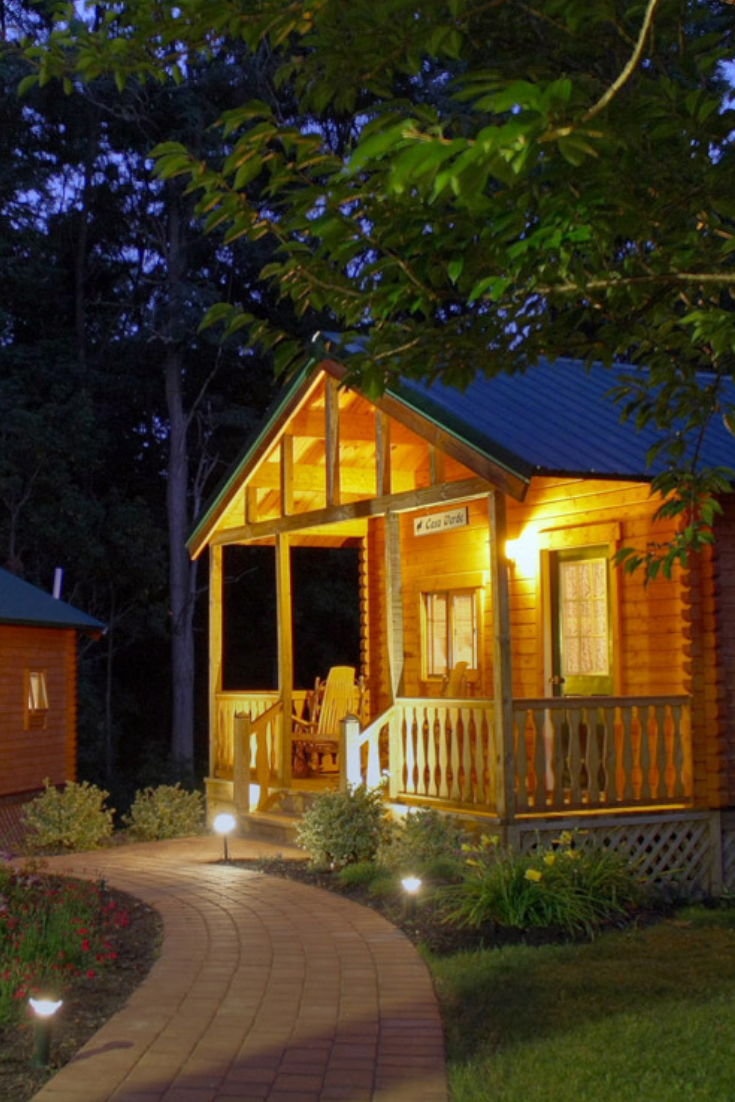 Romantic Bed And Breakfast Rooms And Cabin Rentals In Wine Country