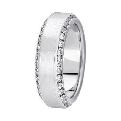 mens wedding bands | Mens Diamond Eternity Wedding Bands Men Diamond Wedding Bands-The ...