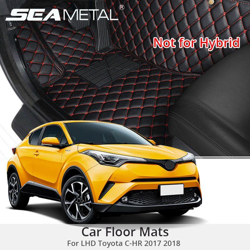 For Lexus IS 2008-2018 Car Floor Mats Carpets Waterproof Protector Auto Mats