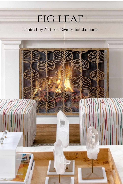 #interiordesign#homedecor#firescreen#metalart
