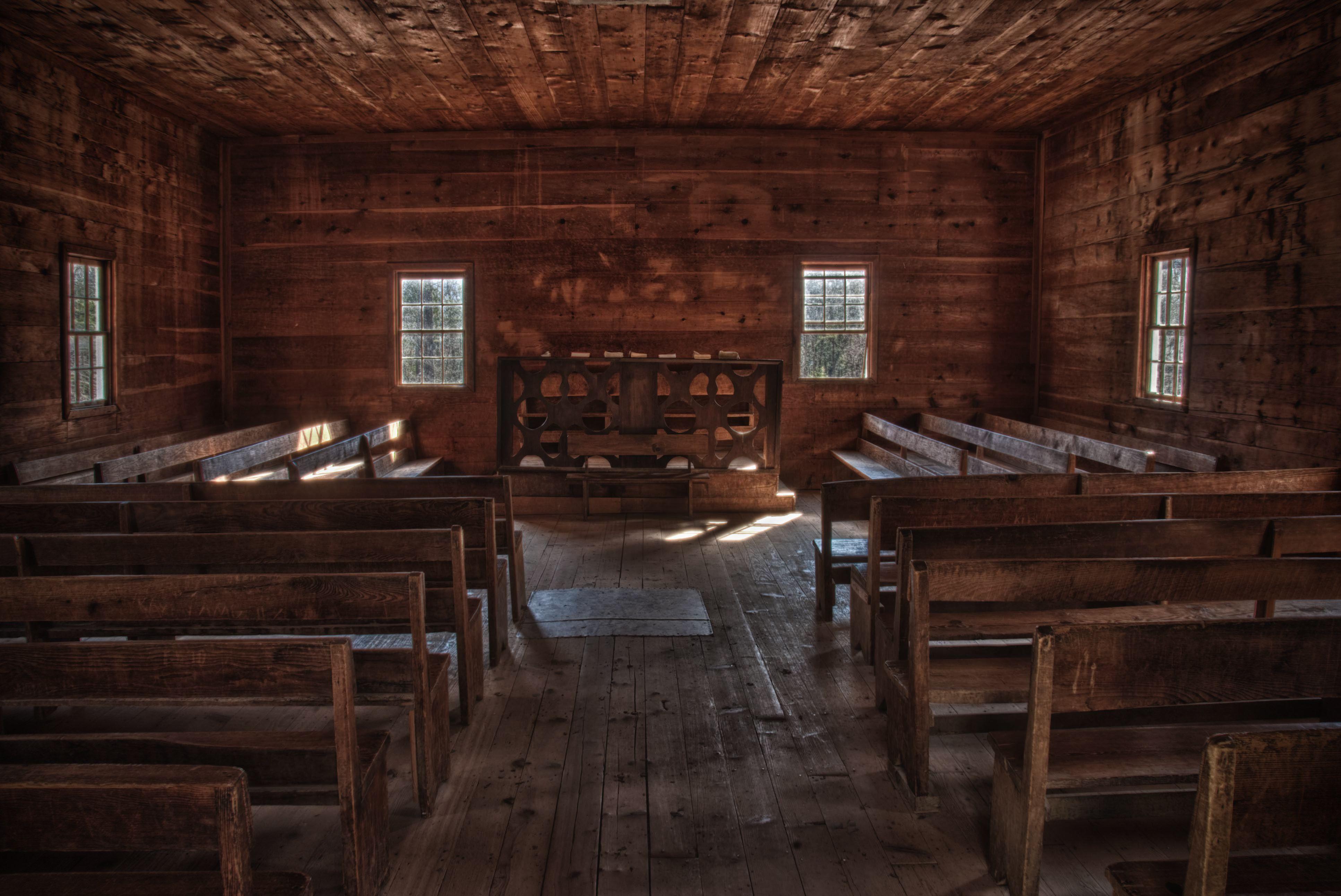 David Fahey Cade S Cove Primitive Baptist Church Where Daisy I Were Married Great Smoky Mts National Park Baptist Church Old Churches Church