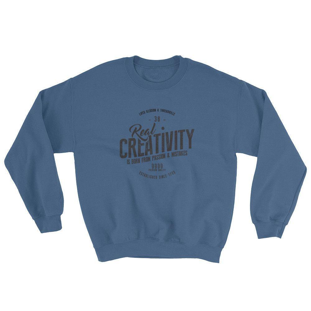 Real Creativity Sweatshirt