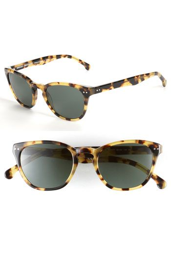 61c7b09fce Brooks Brothers Round Keyhole Sunglasses available at Nordstrom ...