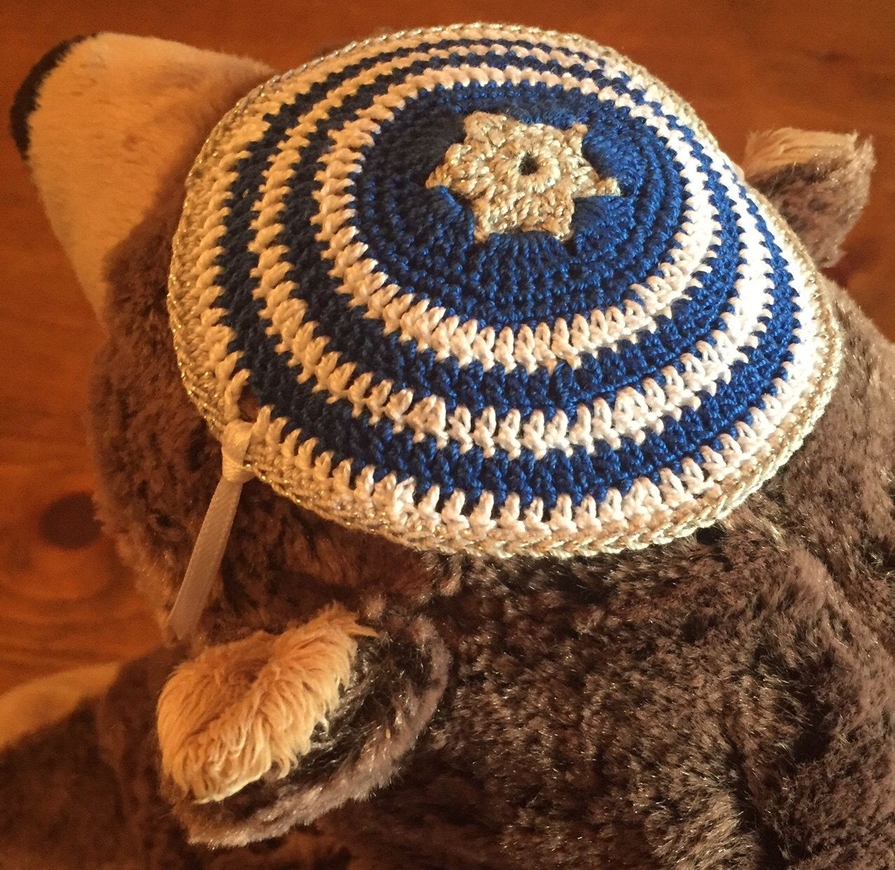 Bris father and or son kippah yarmulke any colors child baby naming ...