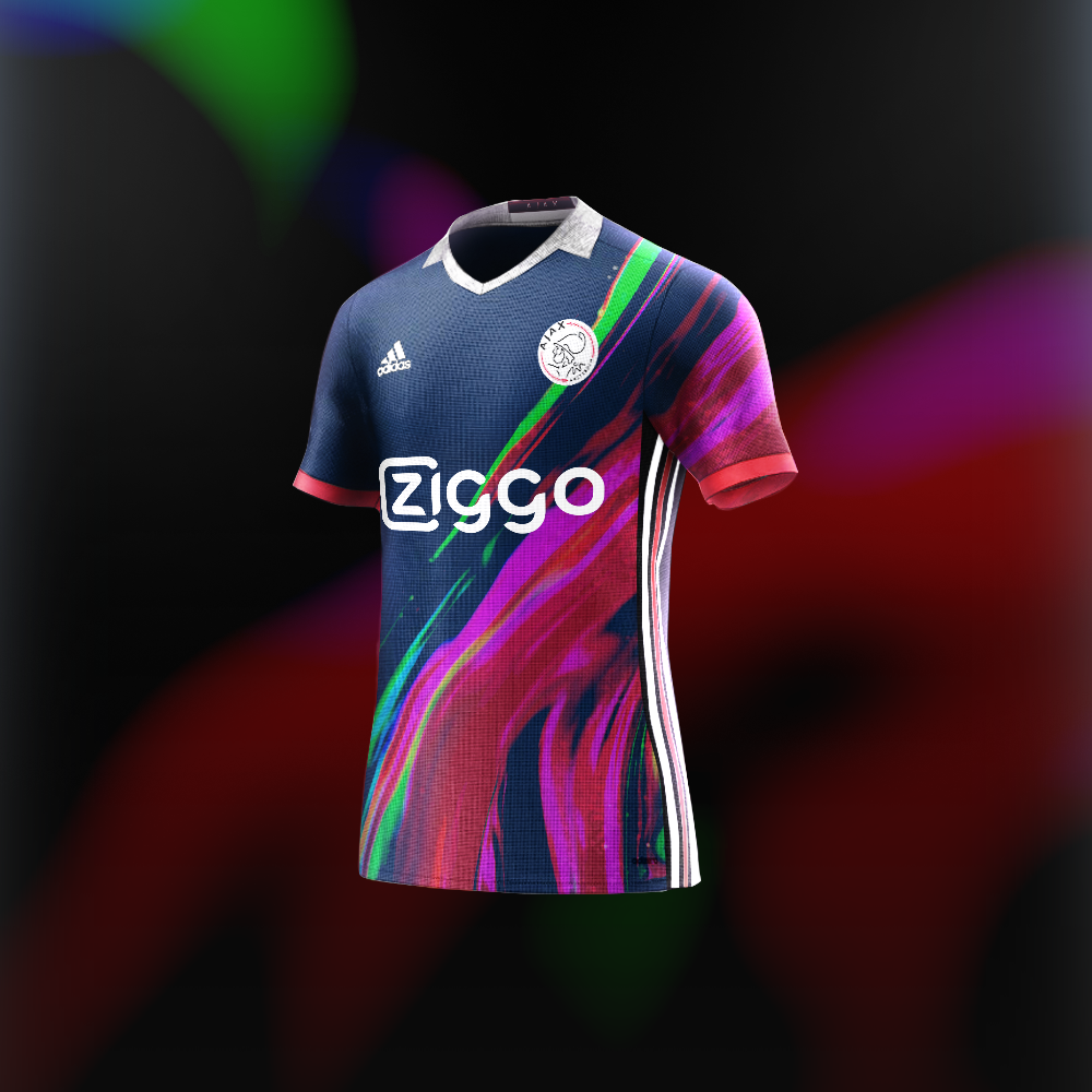 04ee923afc5 Adidas Ajax Amsterdam concept kit. Soccer Shirts, Great Team, Football  Kits, Wetsuit