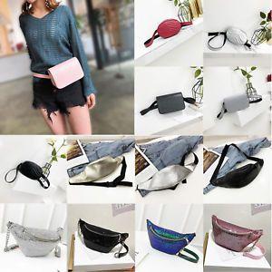 ff459567f045 Waist bag for women- fashion ideas waist bag for women image is loading  fanny-waist-packs-women-pu-leather-belt-zipper- YDEHQKY