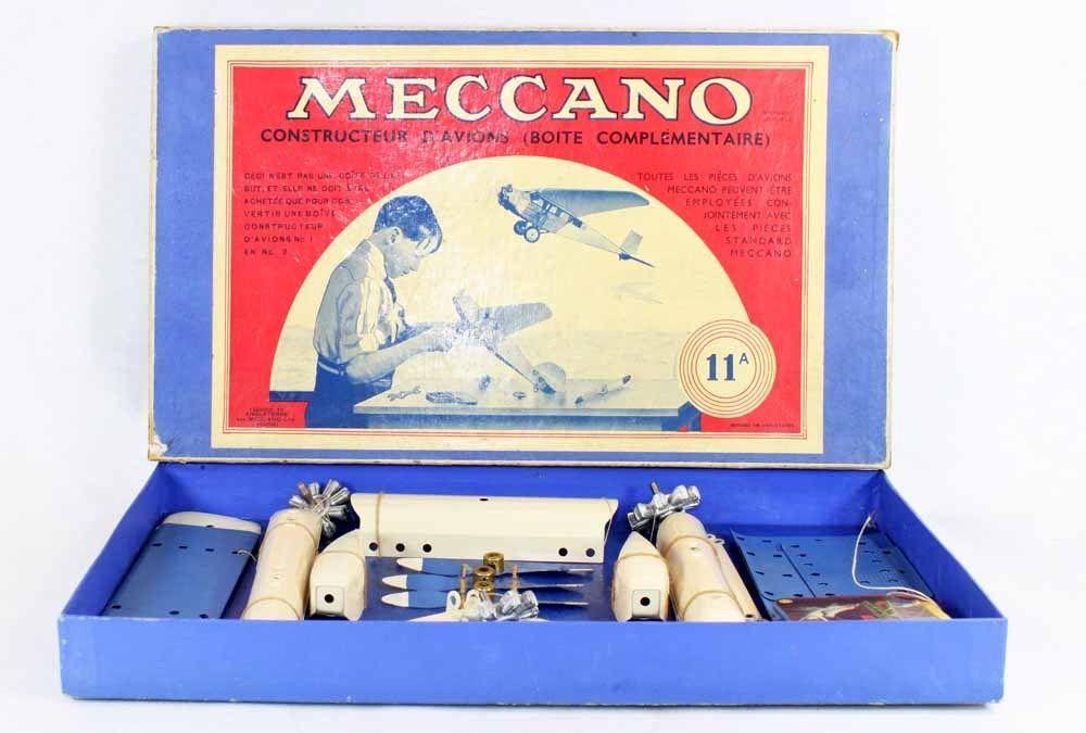 avion meccano jouet ancien jouets jeux pinterest jouets anciens avion et ancien. Black Bedroom Furniture Sets. Home Design Ideas