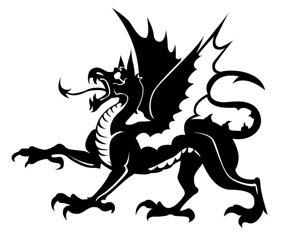 Cnc Plasma Art Dxf S Design Store Silhouette Design Dragon